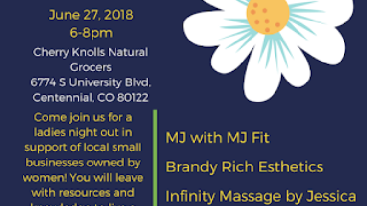 MJ Fit's Upcoming Events
