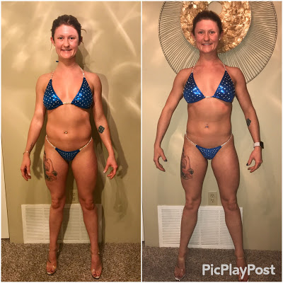 Bikini Show Prep–5 Weeks Out