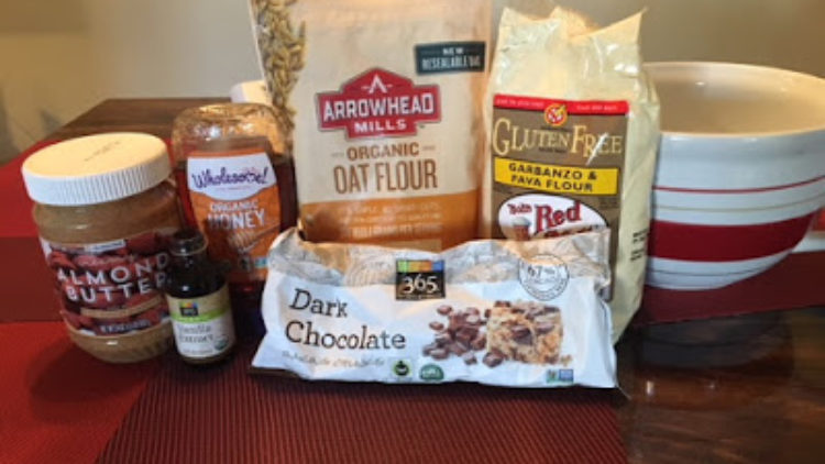 Healthy Chocolate Nut-Butter Protein Bites